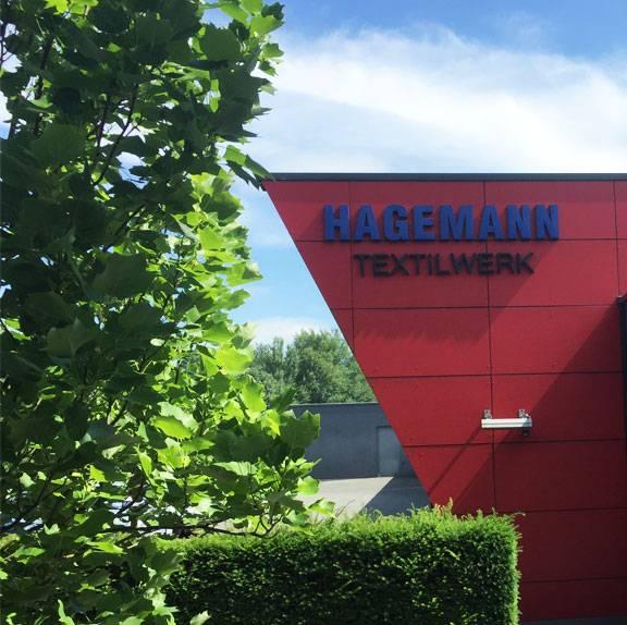 Produktionshalle Zaundruck Hagemann
