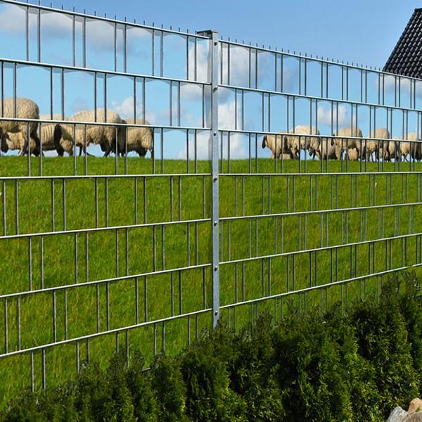 Ameland - Bedruckter Sichtschutz - Zaunstreifen aus PES