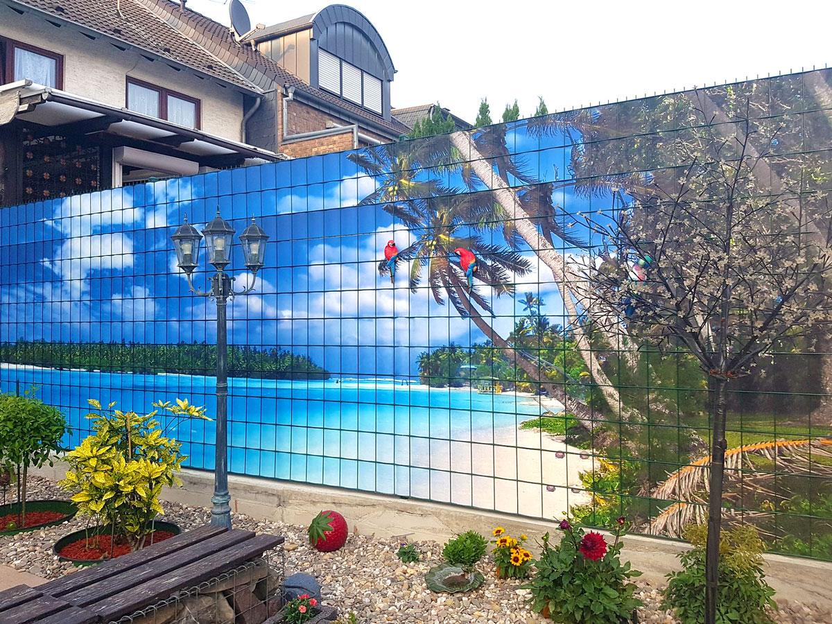 Sichtschutzstreifen Panorama Blog Fur Mehr Garten Sichtschutz