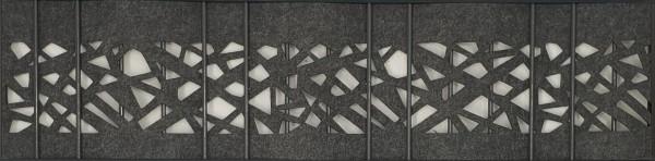 Florenz-Graphic-Einzelstreifen-Laser