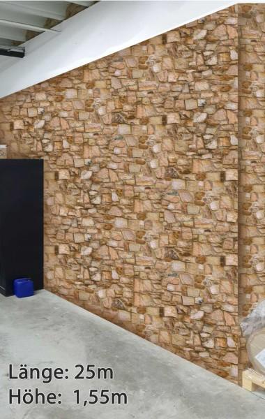 Wandschutz - Sandstein neutral breit
